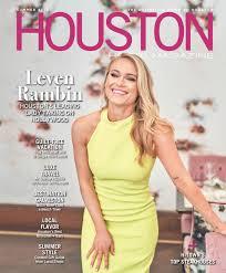 Houston Hotel Magazine Summer 2019 by Dallas Hotel Magazine - issuu