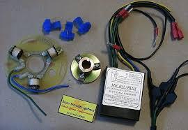 using boyer bransden bb ignition kit on gt kit
