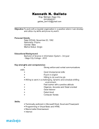 Examples Of College Resumes For Undergraduates Saas Resume Samples