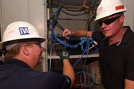 Cable Installation Job Tva Fiber Optic Installation Sheds Light On Valuable