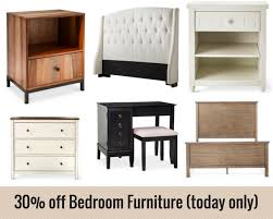 target com save 30 off bedroom furniture today only