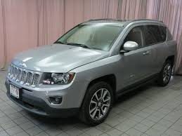 2015 Used Jeep Compass 4WD 4dr Limited at North Coast Auto Mall ...