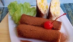 Bahan bumbu yang digunakan untuk membuat jasuke hanyalah jagung manis, susu kental manis putih atau coklat, keju parut dan margarin. Cara Membuat Jasuke Roll Spesial Tukang Review Makanan