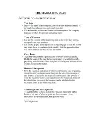 How To Write A Sales Plan Template Custom 48 Marketing Plan Template An Example Editorial R For A Social