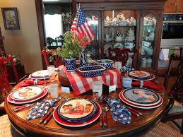 for the round table where i sat the s i used red believe ceramic plate chargers polish pottery dinner plates and the coca cola