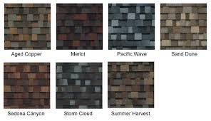 owens corning architectural shingles colors.  Colors Owens Corning Shingle Colors Roofing And Remodeling Is An Throughout Architectural Shingles T