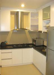 Small L Shaped Kitchen Design Creative