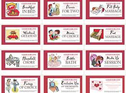 Creative Coupons For Boyfriend Coupons For Ideas Magdalene Project Org