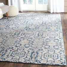 gray and white area rug sammo light blue