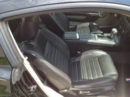 replaced cloth seats with oem leather seat covers 2016 image 909429077