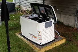 generac generator installation. Generac Standby Generator. Generator Installation
