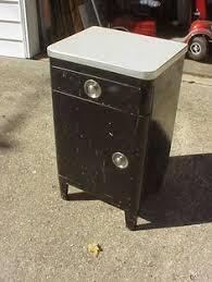 vtg 1940 50s simmons furniture metal medical. Vintage Industrial Steel Medical Metal Deco Cabinet | EBay Vtg 1940 50s Simmons Furniture C