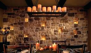 rustic rectangular chandelier candle dining room with restoration hardware pillar exposed beam crystal