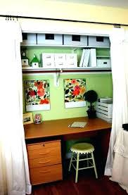 closet office ideas. Closet Desk Ikea Ideas Walk In Office Interesting Small Contemporary I