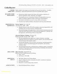 Medical Assistant Resume Objective No Experience The Proper 28