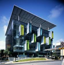 Bishan Public Library in Singapore is a metaphor of a tree house #modern # libraries