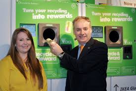 Plastic Bottle Recycling Vending Machine Gorgeous Recycling Reverse Vending News