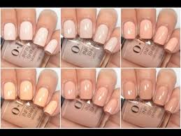 Opi Gel Color Chart 2016 Opi Infinite Shine Summer 2016 Swatch And Review