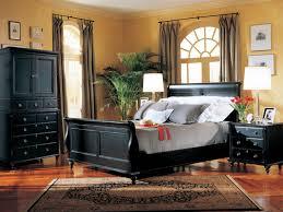 Mennonite Bedroom Furniture Durham Furniture Savile Row 4 Piece Sleigh Bedroom Set In Antique