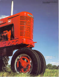 farmall ms and super ms for a lot of years the farmall m was in the big leagues one of the few tractors the power capability styling and popularity to become a lasting