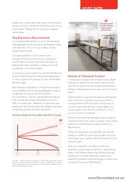 Flowcrete Color Chart Flowcrete The Importance Of Resin Flooring Within A Food