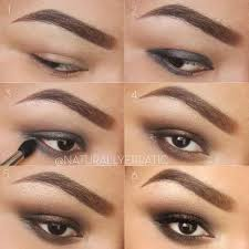 you can also find the latest images of easy smokey eye for brown eyes in gallery