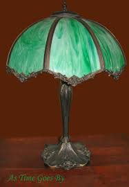 lamp blue glass table lamp target lamps ideas green glass table green lamp target