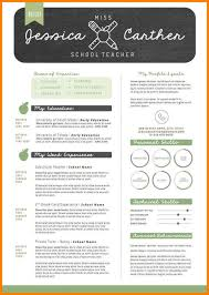 Free Teacher Resume Templates Cool Teacher Resume Templates Free Lcysne