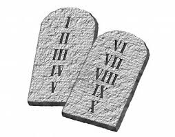 Image result for stone tablets