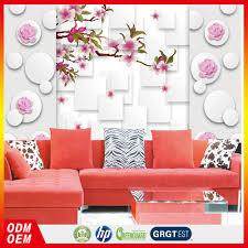 Full Size Behang Bloemen 3d Behang Met Bloem Behang Voor Home Decor