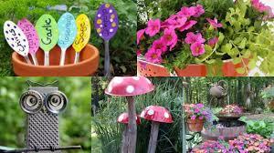 Idee Per Abbellire Il Giardino : Riciclare oggetti da cucina per decorare il giardino idee