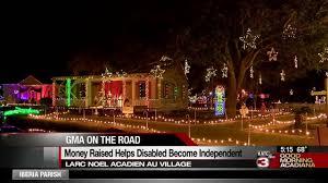 Acadiana Lights Noel Acadien Au Village Opens For The Holiday Season Tonight