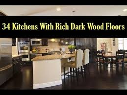 dark wood flooring kitchen. Fine Kitchen On Dark Wood Flooring Kitchen N