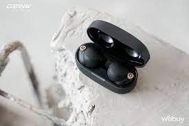 Trên tay Sony WF-1000XM4: Nhỏ gọn, pin trâu, chống ồn