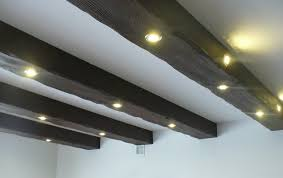 adding wood beams to your home on a