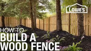 how to build a wood fence fence17 fence