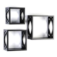 something modular like this set of 3 lattice cube shelves from kirkland s was the perfect solution