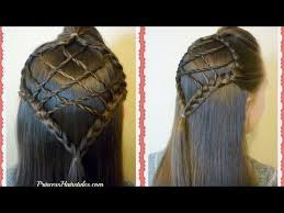 Dream Catcher Kerala Easter Hairstyles Braided Dream Catcher Hair Tutorial i 77