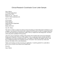 Cover Letter Sample For Research Paper Eursto Com