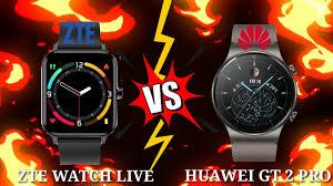 ZTE WATCH LIVE VS HUAWEI WATCH GT2 PRO ...