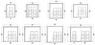 how wide is a single car garage door 2 car garage door width enchanting sizes standard