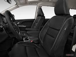 2018 toyota minivan. 2018 toyota sienna interior photos minivan