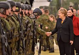 Deutsches heer) is the land component of the armed forces of germany. Us Call For Syria Troops Divides German Coalition Voice Of America English