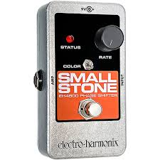Ehx Small Stone New Design Details About Electro Harmonix Nano Small Stone Phase Shifter Guitar Effects Pedal