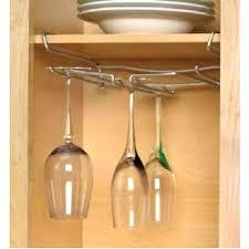 wine bottle and glass rack hanger wooden holder plans over the