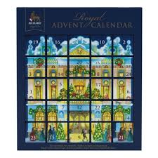 <b>Чай Richard Royal</b> Advent Calendar <b>ассорти</b> 25 пирамидок ...