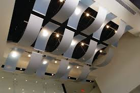 suspended ceilings room dividers gallery lighting suspension display art rigging