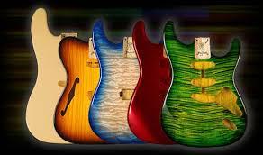 Warmoth Color Chart Warmoth Custom Guitar Parts Paint