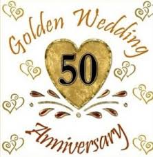 symbolic 50th anniversary gifts for couples golden wedding anniversary