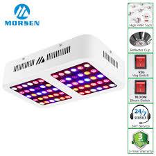 Morsen Led Grow Light Morsen S 600w Led Grow Light Full Spectrum Two Switch Veg